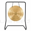 """26"""" Wind Gong on  UFIP Molto Bella  Gong Stand"""