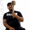 """SOLD OUT Yin-Yang Gong Mallet for Gongs Over 26"""" by TTE Konklang (GSG-FDDD3-70)"""
