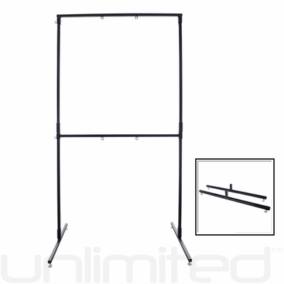 """Unlimited Two Gong Stand for 36"""" To 40"""" Gongs"""