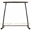 "Vietnamese Bamboo Gong Stand for 42"" to 48"" Gongs"