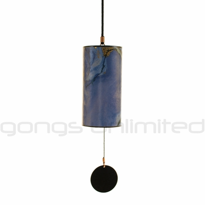 Zaphir Twilight Wind Chime  - Blue - FREE SHIPPING