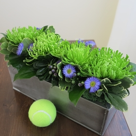 Green Chrysanthemums-out of stock