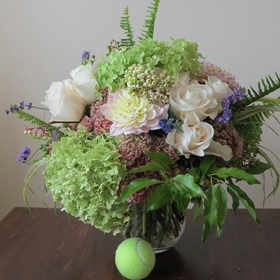 Green Garden Bouquet