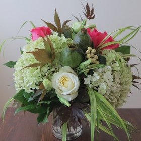Modern Fall Bouquet