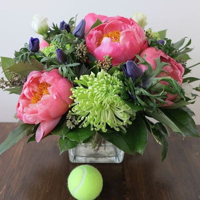 Peonies Bouquet-out of stock