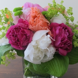 Peony Arrangement-out of stock