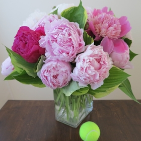 Pink Peony Bouquet-out of stock