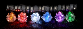 Original LED Earrings: 6 pairs!