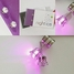 Original Purple LED Earrings!