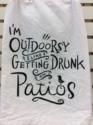 Primitive Dish Towels
