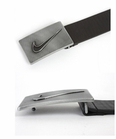 Nike Micro Engraved Epoxy Swoosh Buckle Belt 1107501