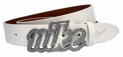 Women's Nike Golf Crystal Rhinestone Buckle Belt 1302904