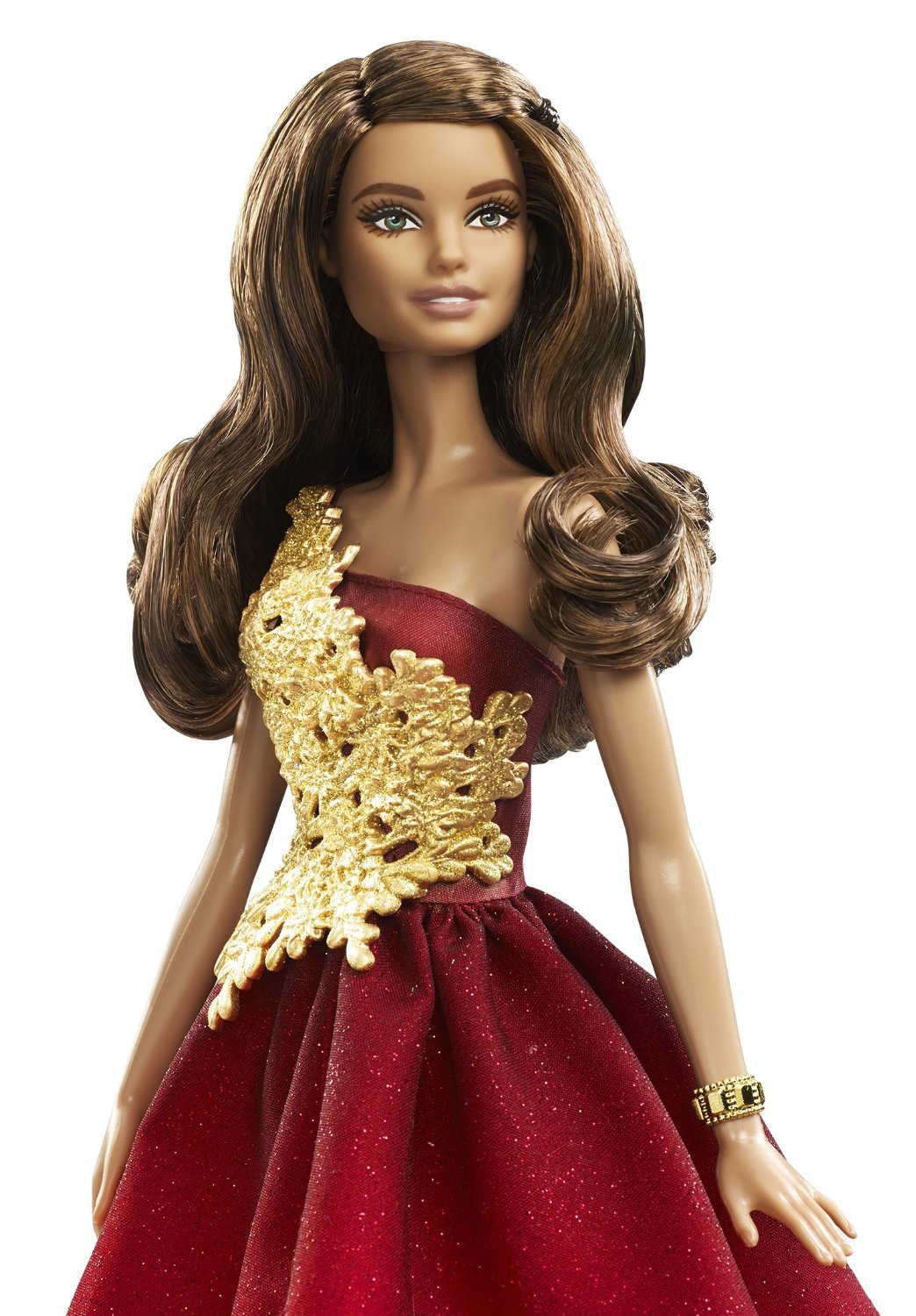 Barbie Dolls - Holiday Barbie 2016 Latina
