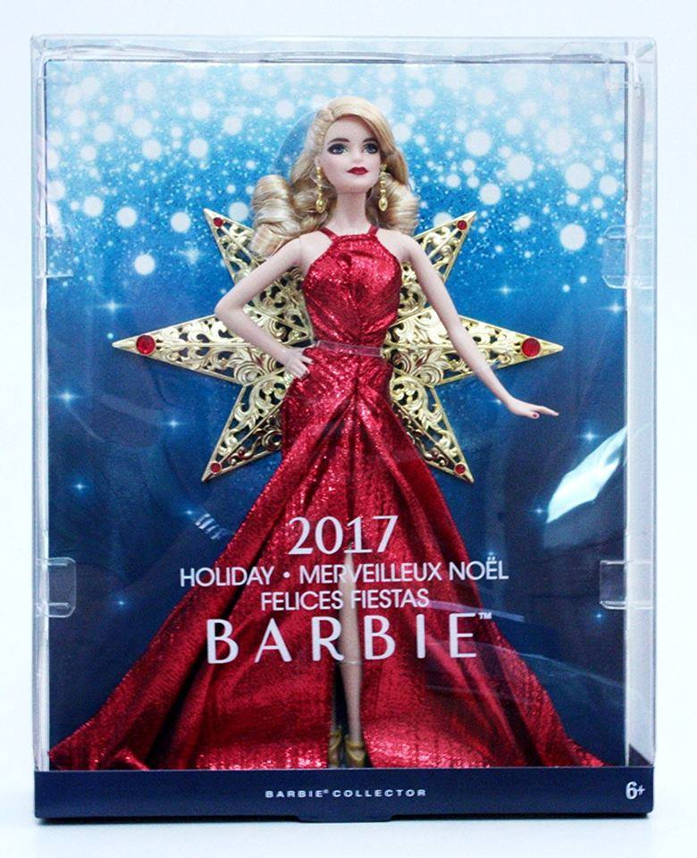2017 Holiday Barbie Pictures To Pin On Pinterest Pinsdaddy