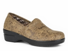 Roper Claire Floral Clog