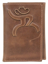 Roughy TriFold Wallet