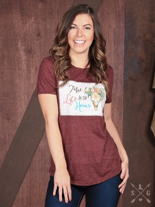 Southern Grace Tee