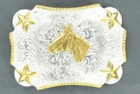 Youth Horse Buckle