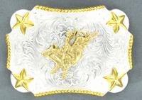 Youth Bull Rider Buckle