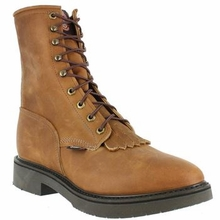 Justin Lace-Up Boots