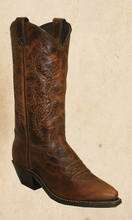 Abilene Tooled Boots