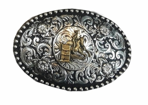 Barrel Racer Buckle