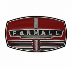 Case IH Farmall Red Grill