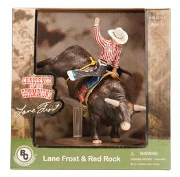 Lane Frost & Red Rock