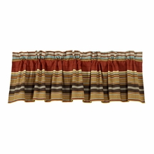 Calhoun Striped Valance