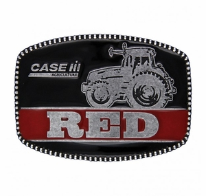 Case IH RED Buckle