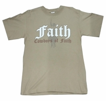 Cowboys Of Faith Tee