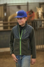 Cinch Fleece Jacket