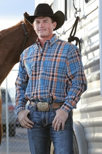 Cinch Plaid Shirt
