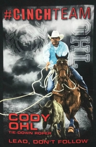 #CinchTeam Cody Ohl