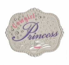 Cowgirl Princess Buckle