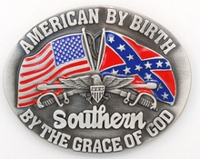 American By Birth Southern by Grace