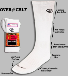 Over The Calf Socks