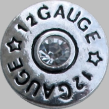 12 Gauge Shotgun Shell Snap