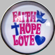 Faith Hope Love Snap