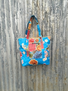 The Farmer's Wife Large Tote