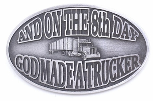 On the 8th Day Trucker