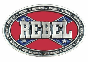 Rebel Buckle