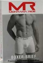 Montana Ride Boxer Briefs
