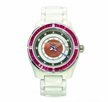 Montana Sunset Ceramic Watch
