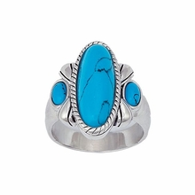 Southwest Royale Turquoise Ring