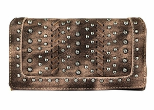 Cowgirl Secretary Wallet