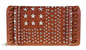 Montana West Secretary Wallet