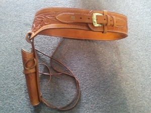 Single Barrel Gun Holster