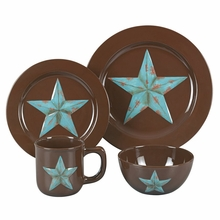 Star Dinnerware Set