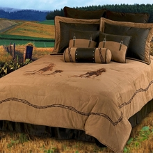 Team Roper Bedding